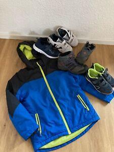 Schuhe Jungen Gr. 34 Adidas Outdoor Lico Winterjacke 134 140