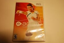 Active Personal Trainer Game Wii Nintendo EA Sports Unisex