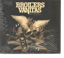 """BROILERS """"Vanitas Recordings"""" CD Slipcase sealed RARE"""