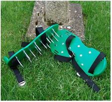 Garden Lawn Aerator Spike Spiked Shoes For Garden Lawn Turf Care Maintenance