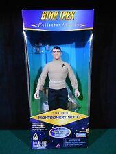 "Star Trek 1996 Lt. Commander Scotty ""Collector Edition"" - Playmates - MINMP"