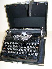 Große alte Schreibmaschine Continental TOP Deko