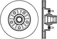C-TEK Standard Disc Brake Rotor fits 2004-2006 Ford E-150 E-150 Club Wagon Econo