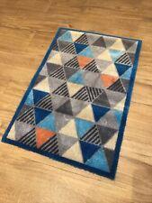 Blue/Grey Patterned Turtle Mat