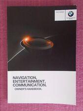 BMW Navigatore Satellitare Navigazione AUDIO TELEFONICO MANUALE SERIE 1 3 4 5 6 7 M (ACQ 5854)