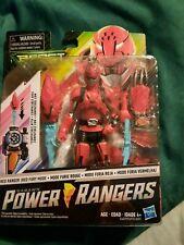 Power Rangers Beast Morphers Red Ranger Red Fury Mode figure brand new