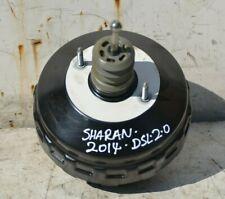 VW Sharan Brake Servo 7N2614105C Sharan 2.0 Diesel Brake Booster 2014