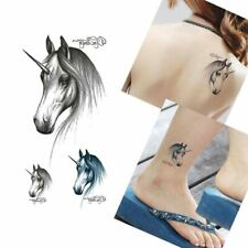 New 3D Temporary Tattoo Body Art Waterproof Stickers Removable (Free Shipping)
