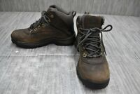 Timberland White Ledge Mid Waterproof Hiking Boot, Men's Size 7.5, Brown