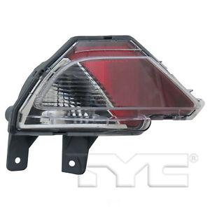 Back Up Light-CAPA Certified TYC 17-5666-00-9 fits 16-18 Toyota RAV4