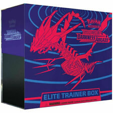 POKEMON TCG Sword and Shield- Darkness Ablaze Elite Trainer Box Brand New
