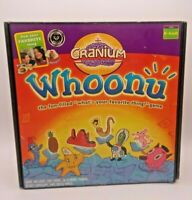 Cranium WHOONU Game What's Your Favorite Thing 2005 Ages 8+