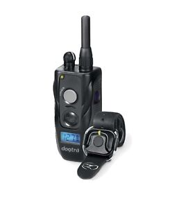 Dogtra ARC Handsfree Remote Controller Dog Training Kit Black 3/4 Mile Range