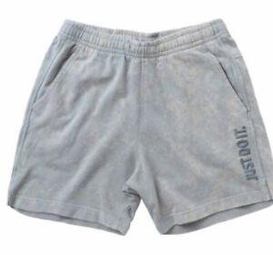 NIKE SPORTSWEAR NSW MEN'S JDI Washed SHORTS Aj4573 077 SIZE L Grey Pink