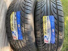 Pair of Accelera Tyres 225/60 R15