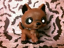 Big Bad Halloween Werewolf Husky  Dog 3* OOAK Painted Custom Littlest Pet Shop