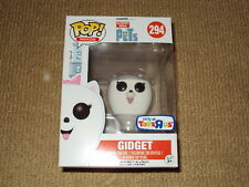 FUNKO POP, FLOCKED GIDGET, TOYS'R'US EXCLUSIVE, SECRET LIFE OF PETS, MOVIES #294