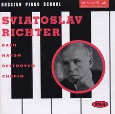 Russian Piano School, Vol. 6 Sviatoslav Richter MELODIYA