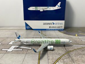 "1/400 Gemini Jets Azores Airlines A321-251NWL CS-TSF ""Breathe"""