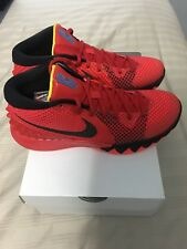 9b36dd9db61d NIKE KYRIE 1 BRIGHT CRIMSON DECEPTIVE RED KYRIE IRVING 705277 606 MEN S SIZE  7