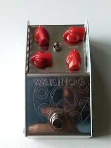 Thorpy FX Warthog Overdrive Distortion Guitar Pedal