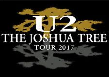 U2 East Rutherford NJ 06/29 The Joshua Tree Tour 2 X GA Standing Tickets