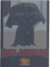 Family Guy Star Wars ANH Caseloader Chase Card CL-1 Evil Empire