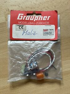 Graupner Pistenbully Positionslicht Best.-Nr.: 4986.82