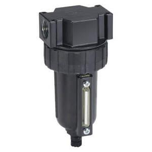 "PARKER 06F38BC Filter,1/2"" NPT,85 cfm,5 micron"