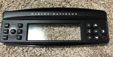 OEM Harley Davidson / Harmon CD Radio Face Plate Rain Guard / Splash Cover