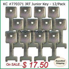 Kimberly Clark #770371 JRT Jr. Key for Jumbo Toilet Tissue Dispensers - (12/pk)
