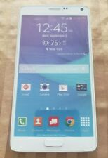PERFECT REPLICA SAMSUNG GALAXY NOTE 4 WHITE DISPLAY PHONE (NON-WORKING)