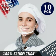 10PCS Mouth Guard spit shield Protection USA