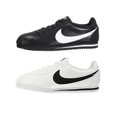 Nike Cortez Classic Sneaker Turnschuhe Sportschuhe schwarz weiß 749482 001 102