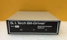 SI Tech 2856, 50 to 75 ohm, 850, 1300, 1550 nm, TTL to Fiber Optic Bit Driver