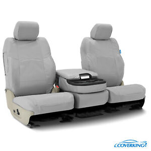 Premium Super Tough Front Seat Covers for Ford F Series - Cordura Ballistic