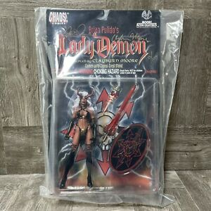 LADY DEMON FIGURE SEALED & SIGNED BY BRIAN PULIDO 573/1500
