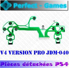 controller dualshock PS4 V4 JDM-040 pro conductive Film Keypad flex Cable Ribbon