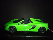 Motormax McLaren 650S Spider Green 1/24