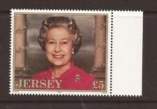 Jersey 1996 70th. Birthday of QE II MNH