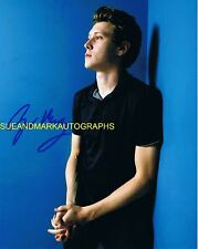 George MacKay Private Peaceful Sunshine on Leith Candid B Autograph UACC RD 96
