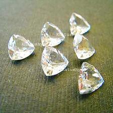 AAA Quality 10 Pieces Clear Quartz 13x13 MM Trillion Cut Loose Gemstone