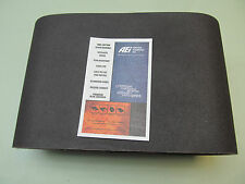 """Package of 10 Silicon Carbide 120 Grit Floor Sanding Belts, 7 7/8"""" by 29 1/2"""""""