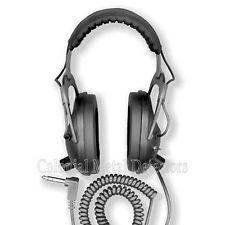 "DetectorPRO ""Jolly Roger Ultimate""  Headphones  Metal Detecting - Free Shipping!"