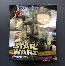 Yoda Pepsi Nex Star Wars Japan Bearbrick On-Pack