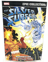 Silver Surfer Epic Collection Volume 9 Resurrection Marvel Comics TPB NEW