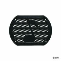 SPEAKER COVER VINTAGE STYLE FOR REAR DASH  6 BY 9 IMPALA, BELAIR