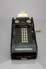 Rechenmaschine Victor Adding Machine Company Chicago USA  S-Nr 112785