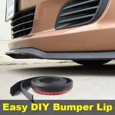 Car Bumper Lip Deflector Front Skirt Splitter For Mazda For Mitsubishi Refit