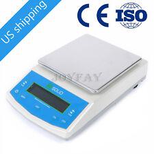 0.01 g Lab Analytical Balance 5000 x 0.01 g 5 kg Digital Precision Scale for Lab